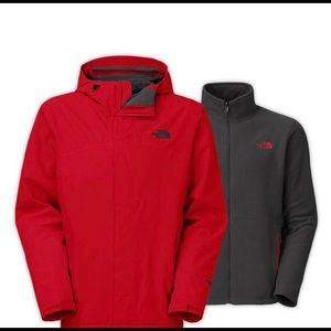 The North Face Andean Triclimate Jacket